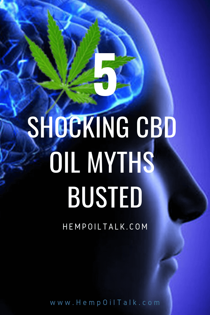 5 shocking cbd oil myths busted