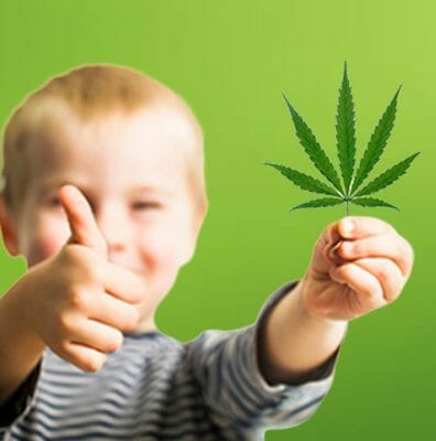 Does CBD Help Your Child Banner